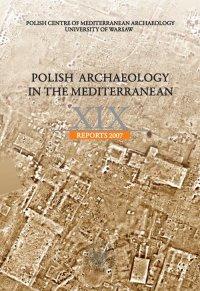 Polish Archaeology in the Mediterranean 19