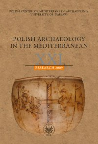 Polish Archaeology in the Mediterranean 21 - Opracowanie zbiorowe - eprasa