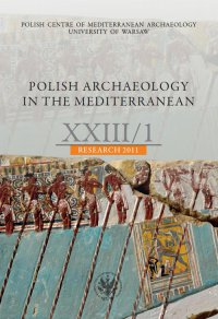 Polish Archaeology in the Mediterranean 23/1
