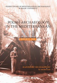 Polish Archaeology in the Mediterranean 12