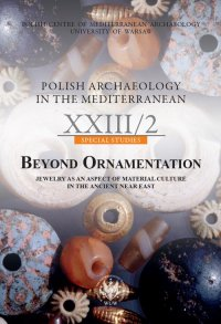 Polish Archaeology in the Mediterranean 23/2 - Amir Golani - eprasa
