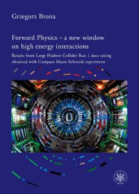 Forward Physics - a new window on high energy interactions - Grzegorz Brona - ebook