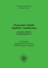 Pracownia chemii ogólnej i analitycznej (2017, wyd. 6) Skrypt dla studentów Wydziału Biologii UW - Magdalena Maj-Żurawska - ebook