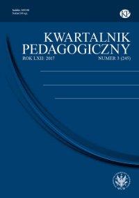 Kwartalnik Pedagogiczny 2017/3 (245)