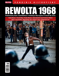 Pomocnik Historyczny. Rewolta 1968 - Opracowanie zbiorowe - eprasa