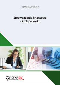 Sprawozdanie finansowe krok po kroku