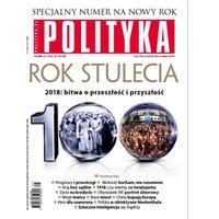AudioPolityka Nr 1 z 27 grudnia 2017 roku