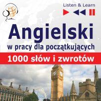Angielski w pracy dla początkujących - 1000 słów i zwrotów w pracy za granicą