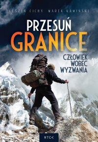Przesuń granicę - Leszek Cichy - audiobook