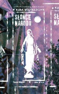 Słońce narodu - Kuba Wojtaszczyk - ebook