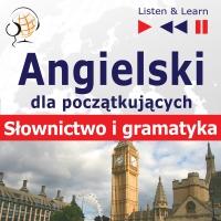Angielski dla początkujących - Słownictwo i podstawy gramatyki - Dorota Guzik - audiobook