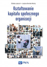 Kształtowanie kapitału społecznego organizacji - Elżbieta Jędrych - ebook