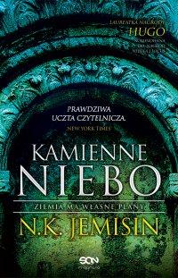 Kamienne niebo - N.K. Jemisin - ebook