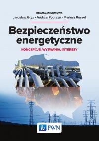 Bezpieczeństwo energetyczne - red. Jarosław Gryz - ebook