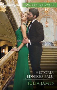 Historia jednego balu - Julia James - ebook