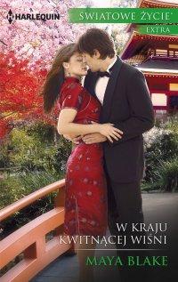 W kraju kwitnącej wiśni - Maya Blake - ebook