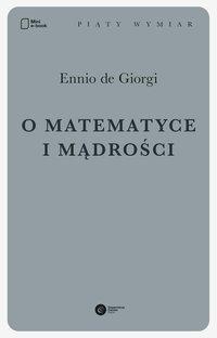 O matematyce i mądrości