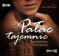 Pałac tajemnic - Agnieszka Pietrzyk - audiobook