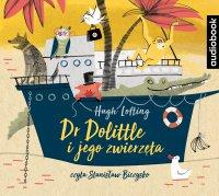 Doktor Dolittle i jego zwierzęta - Hugh Lofting - audiobook