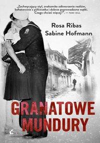 Granatowe mundury - Rosa Ribas - ebook