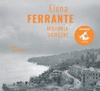 Historia ucieczki - Elena Ferrante - audiobook