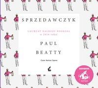Sprzedawczyk - Paul Beatty - audiobook