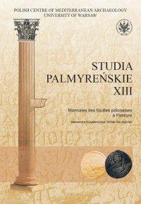 Studia Palmyreńskie 13 - Aleksandra Krzyżanowska - eprasa