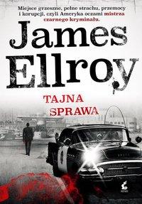 Tajna sprawa - James Ellroy - ebook