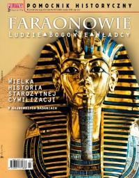 Pomocnik Historyczny. Faraonowie - Opracowanie zbiorowe - eprasa