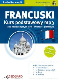 Francuski Kurs podstawowy - Opracowanie zbiorowe - audiobook