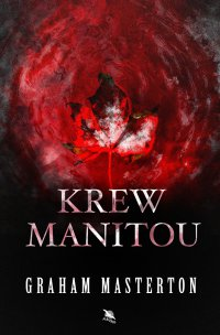 Krew Manitou - Graham Masterton - ebook