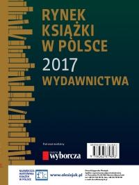 Rynek książki w Polsce 2017. Wydawnictwa - Paweł Waszczyk - ebook