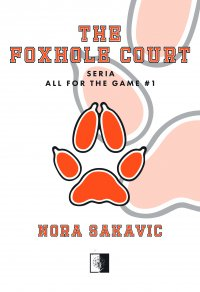 The Foxhole Court - Nora Sakavic - ebook