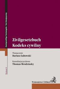 Kodeks cywilny. Zivilgesetzbuch. Wydanie 2