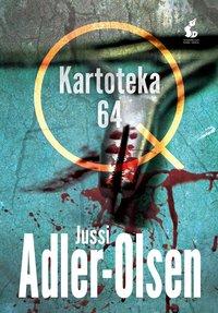 Kartoteka 64 - Jussi Adler-Olsen - ebook