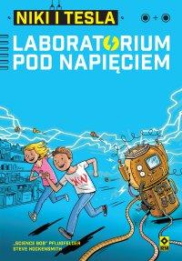 "Niki iTesla. Laboratorium pod napięciem - ""Science Bob"" Pflugfelder - ebook"