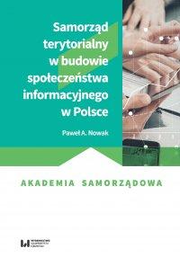 Samorząd terytorialny w budowie społeczeństwa informacyjnego w Polsce