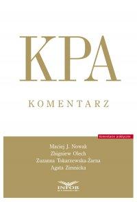 KPA. Komentarz