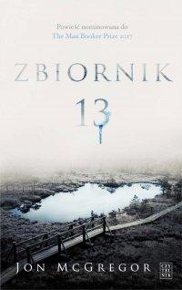 Zbiornik 13 - Jon McGregor - ebook