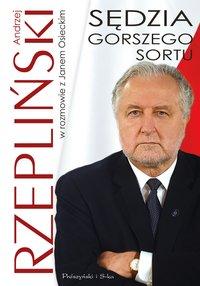Sędzia gorszego sortu - Jan Osiecki - ebook
