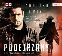 Podejrzany - Paulina Świst - audiobook
