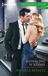 Siedem dni w Rzymie - Angela Bissell - ebook
