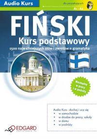 Fiński Kurs Podstawowy - Opracowanie zbiorowe - audiobook