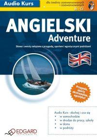 Angielski Adventure - Opracowanie zbiorowe - audiobook