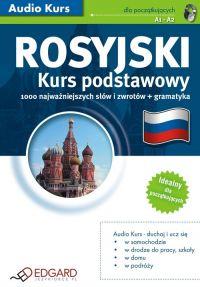 Rosyjski Kurs Podstawowy +PDF - Opracowanie zbiorowe - audiobook