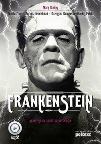 Frankenstein w wersji do nauki angielskiego - Mary Shelley - audiobook