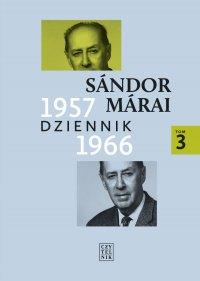 Dziennik 1957-1966 - Sandor Marai - ebook