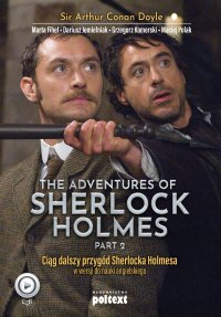 The Adventures of Sherlock Holmes. Przygody Sherlocka Holmesa w wersji do nauki angielskiego - Marta Fihel - audiobook