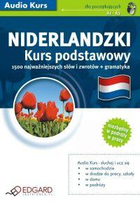 Niderlandzki Kurs Podstawowy +PDF - Opracowanie zbiorowe - audiobook