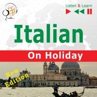 Italian on Holiday: In vacanza - Dorota Guzik - audiobook